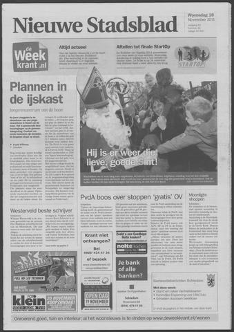 Het Nieuwe Stadsblad 2011-11-16