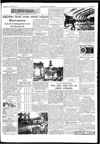 Rotterdamsch Nieuwsblad / Schiedamsche Courant / Rotterdams Dagblad / Waterweg / Algemeen Dagblad 1959-11-12