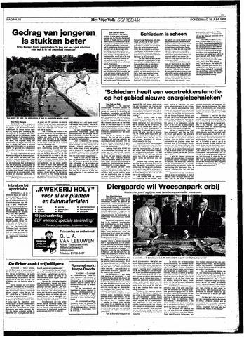 Het Vrije volk 1988-06-16