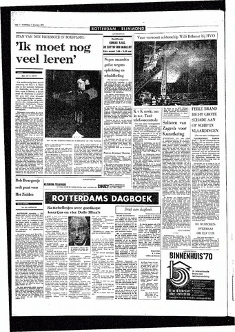 Rotterdamsch Parool / De Schiedammer 1970-02-11