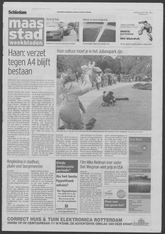 Maaspost / Maasstad / Maasstad Pers 2009-09-09