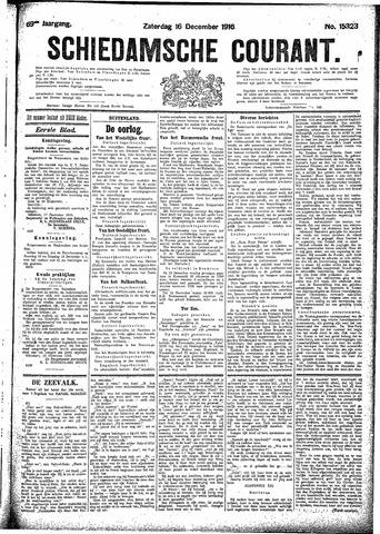 Schiedamsche Courant 1916-12-16