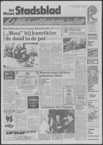 Het Nieuwe Stadsblad 1985-12-18