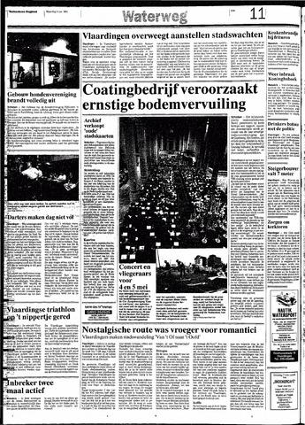 Rotterdamsch Nieuwsblad / Schiedamsche Courant / Rotterdams Dagblad / Waterweg / Algemeen Dagblad 1991-05-06