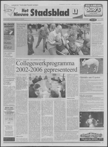 Het Nieuwe Stadsblad 2002-07-03