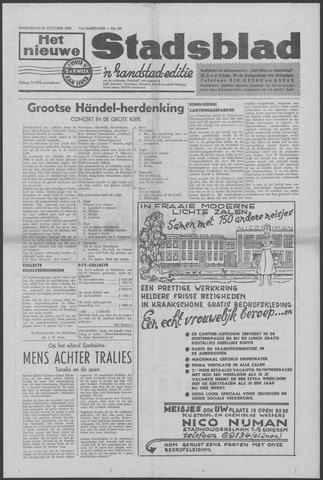 Het Nieuwe Stadsblad 1959-10-21