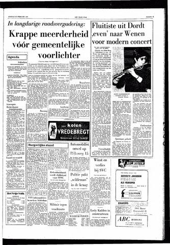 Het Vrije volk 1969-02-25