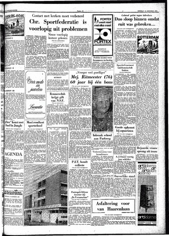 Trouw / De Rotterdammer 1965-10-12