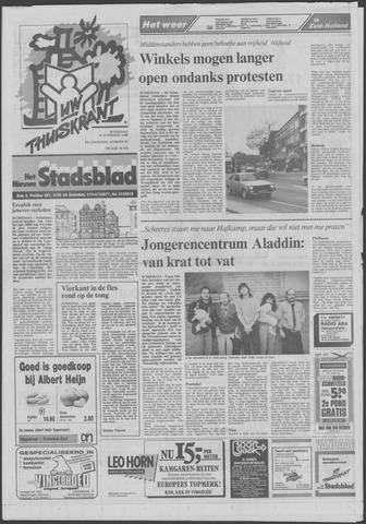 Het Nieuwe Stadsblad 1988-11-16