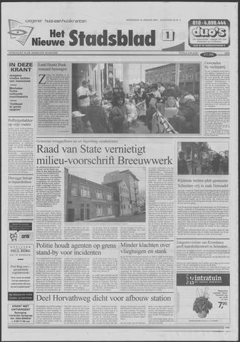 Het Nieuwe Stadsblad 2001-01-10