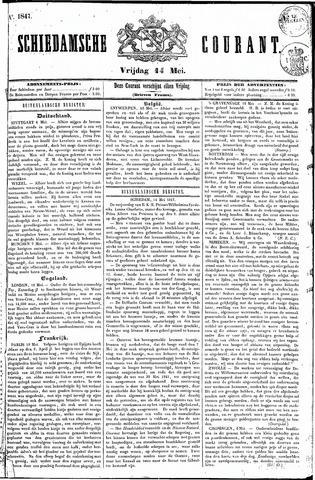 Schiedamsche Courant 1847-05-14