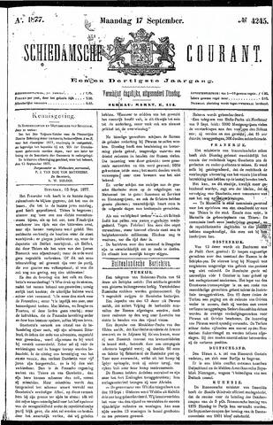 Schiedamsche Courant 1877-09-17