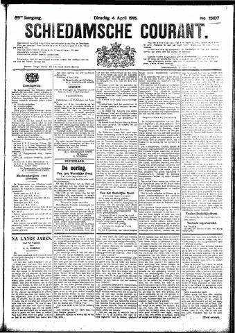 Schiedamsche Courant 1916-04-04