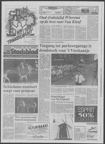 Het Nieuwe Stadsblad 1991-07-26