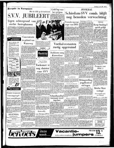 Rotterdamsch Parool / De Schiedammer 1964-05-11