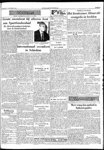 Rotterdamsch Nieuwsblad / Schiedamsche Courant / Rotterdams Dagblad / Waterweg / Algemeen Dagblad 1959-11-07