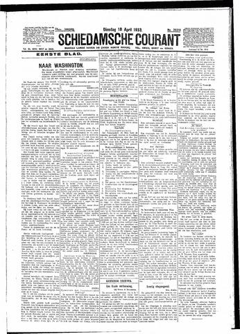 Schiedamsche Courant 1933-04-18