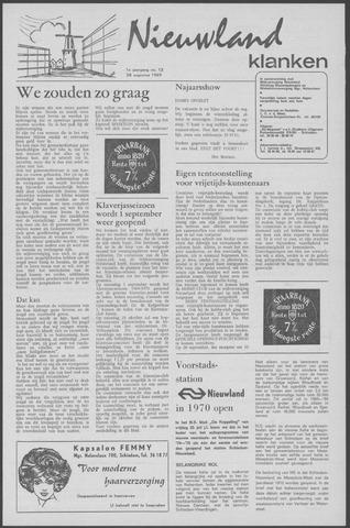 Nieuwland Klanken 1969-08-28