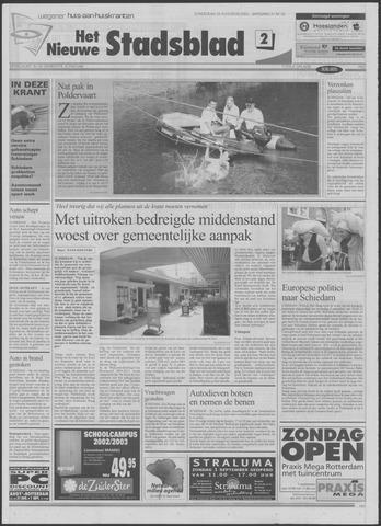 Het Nieuwe Stadsblad 2002-08-29