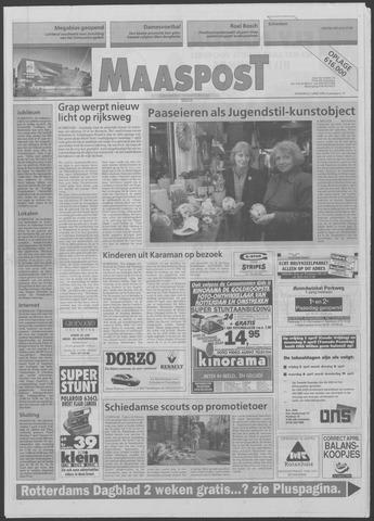 Maaspost / Maasstad / Maasstad Pers 1996-04-03