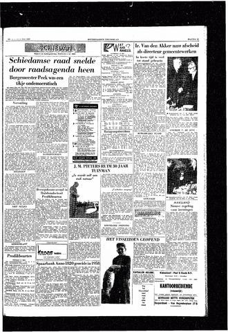 Rotterdamsch Nieuwsblad / Schiedamsche Courant / Rotterdams Dagblad / Waterweg / Algemeen Dagblad 1959-05-30