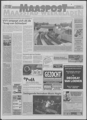 Maaspost / Maasstad / Maasstad Pers 1999-09-29