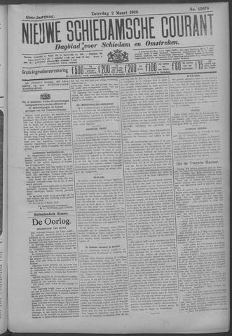 Nieuwe Schiedamsche Courant 1918-03-02
