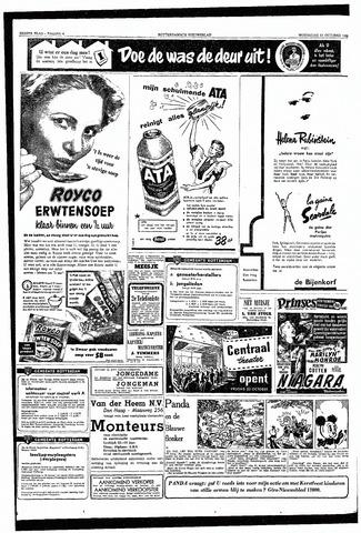 Rotterdamsch Nieuwsblad / Schiedamsche Courant / Rotterdams Dagblad / Waterweg / Algemeen Dagblad 1953-10-21