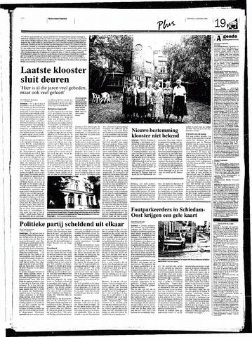 Rotterdamsch Nieuwsblad / Schiedamsche Courant / Rotterdams Dagblad / Waterweg / Algemeen Dagblad 1998-09-12