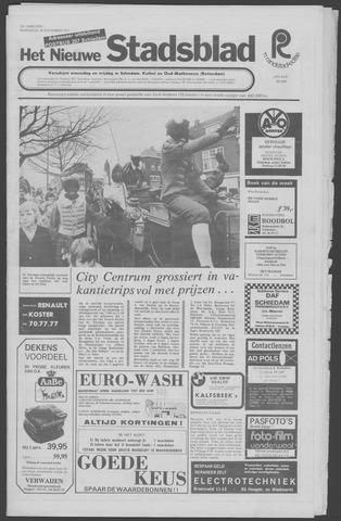 Het Nieuwe Stadsblad 1973-11-28