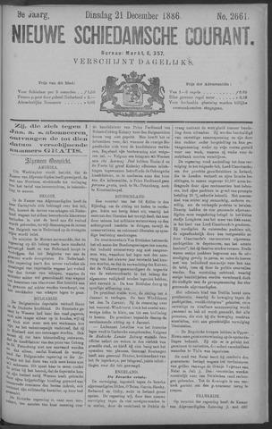 Nieuwe Schiedamsche Courant 1886-12-21