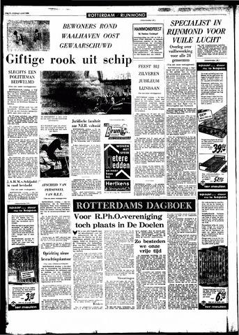 Rotterdamsch Parool / De Schiedammer 1966-04-01