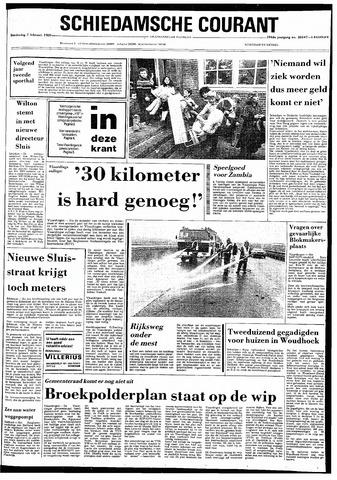 Rotterdamsch Nieuwsblad / Schiedamsche Courant / Rotterdams Dagblad / Waterweg / Algemeen Dagblad 1980-02-07