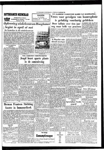 Rotterdamsch Nieuwsblad / Schiedamsche Courant / Rotterdams Dagblad / Waterweg / Algemeen Dagblad 1965-01-22
