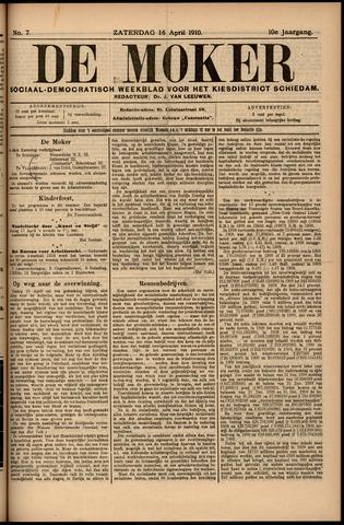 De Moker 1910-04-16