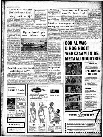 Rotterdamsch Parool / De Schiedammer 1962-10-11