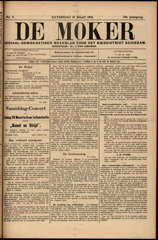 De Moker 1910-03-19