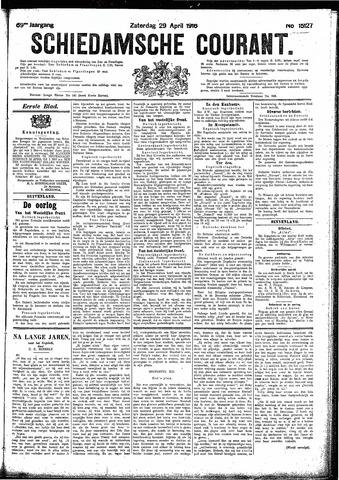 Schiedamsche Courant 1916-04-29