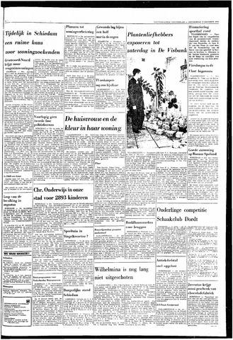 Rotterdamsch Nieuwsblad / Schiedamsche Courant / Rotterdams Dagblad / Waterweg / Algemeen Dagblad 1968-10-03