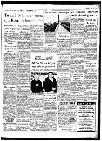 Rotterdamsch Parool / De Schiedammer 1964-04-29