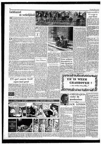Rotterdamsch Parool / De Schiedammer 1957-05-28