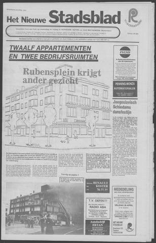 Het Nieuwe Stadsblad 1978-04-26
