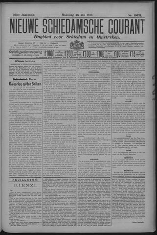 Nieuwe Schiedamsche Courant 1913-05-26
