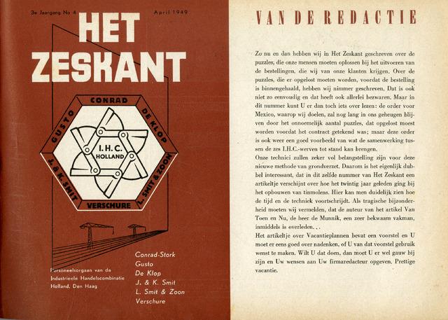 Het Zeskant 1949-04-01