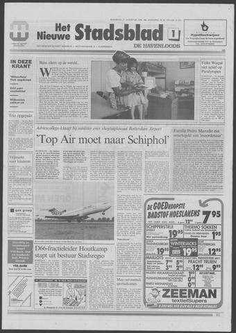 Het Nieuwe Stadsblad 1996-08-21