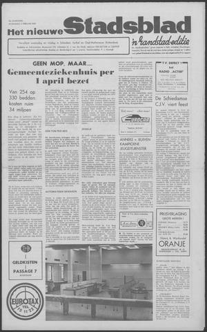 Het Nieuwe Stadsblad 1969-02-05