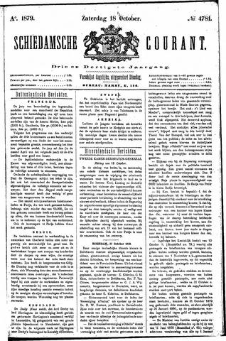 Schiedamsche Courant 1879-10-18