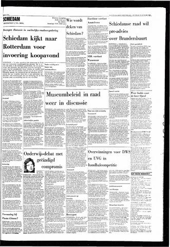 Rotterdamsch Nieuwsblad / Schiedamsche Courant / Rotterdams Dagblad / Waterweg / Algemeen Dagblad 1968-01-23
