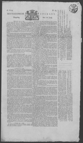 Rotterdamse Courant 1823-06-10