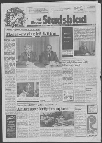 Het Nieuwe Stadsblad 1987-12-16